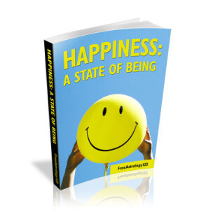 Happiness, a State of Being