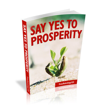 Say YES To Prosperity