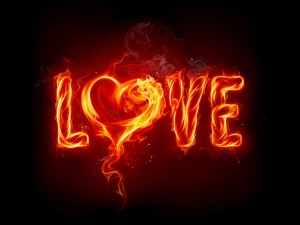 love_fire