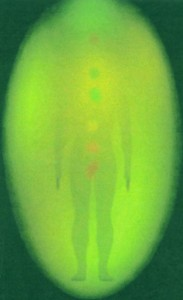 green aura