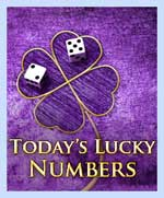 Draw your Lucky Power Numbers