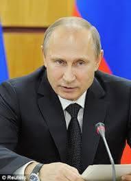 Russian President Vladimir Putin in Astrology News