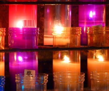 The Power of Colored Candles