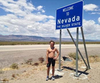 Why I'm Running Across The United States