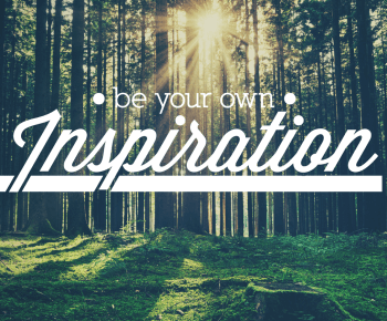 11 Ways To Be Inspired Today