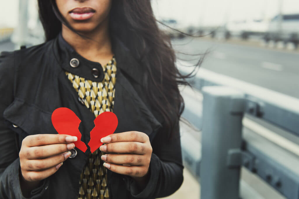 How to Let Go of Someone You Love and Move On