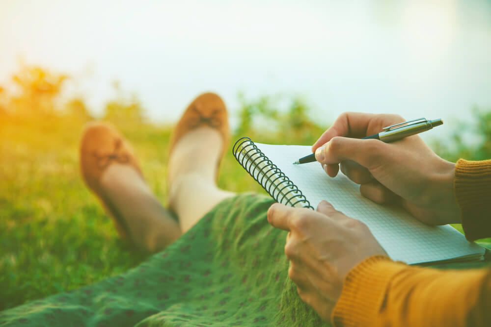 Automatic Writing for Receiving Information From Beyond