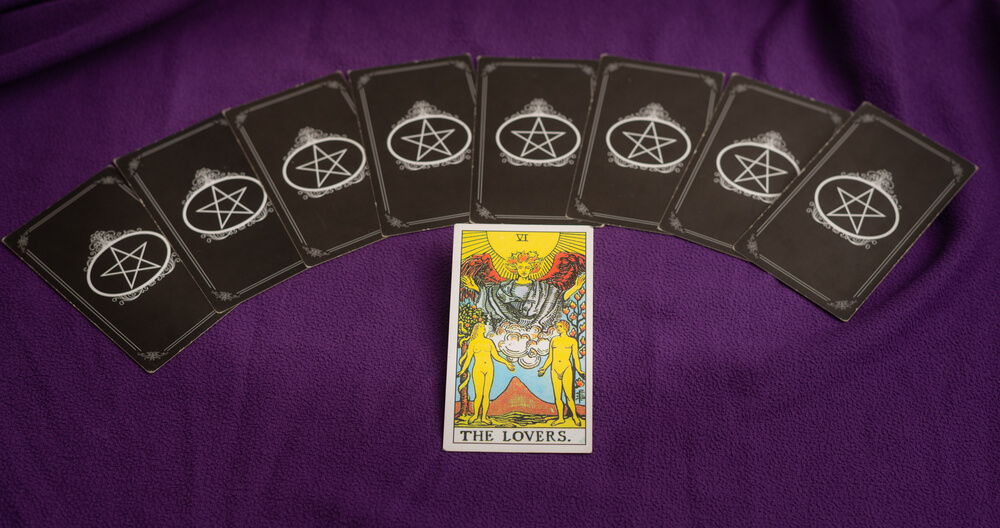 Tarot Card Readings About Love