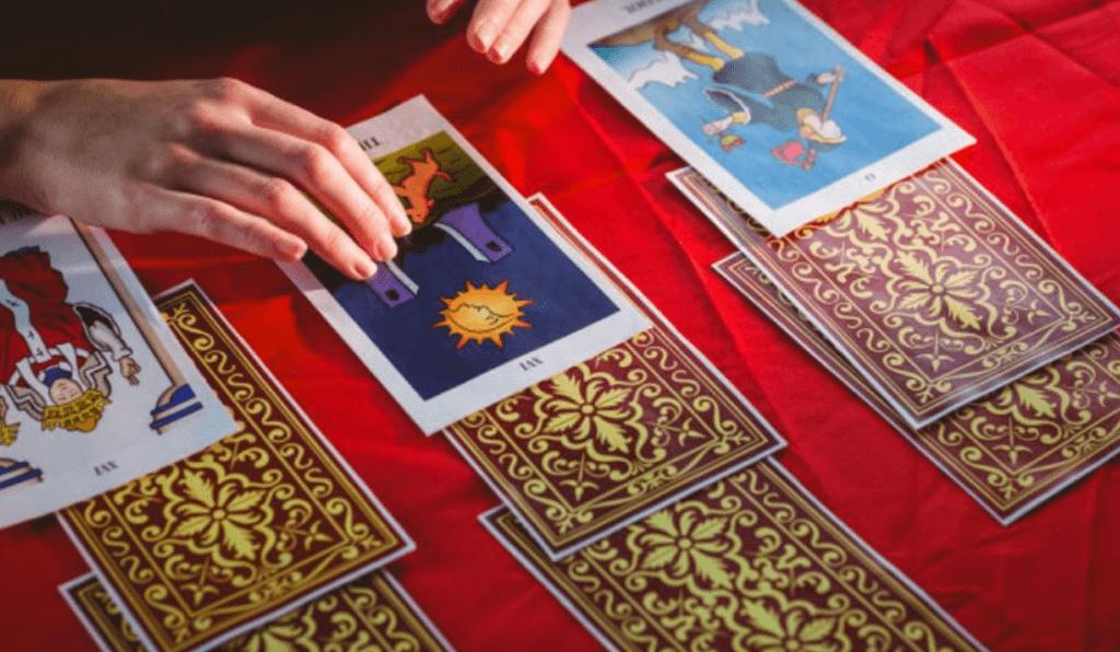 Preparing For A Relationship Tarot Spread