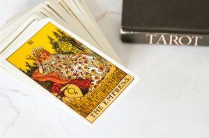 Empress Tarot Card