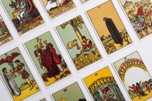 Use Tarot Cards